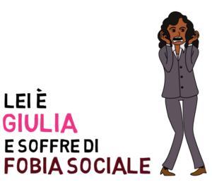 superare la fobia sociale