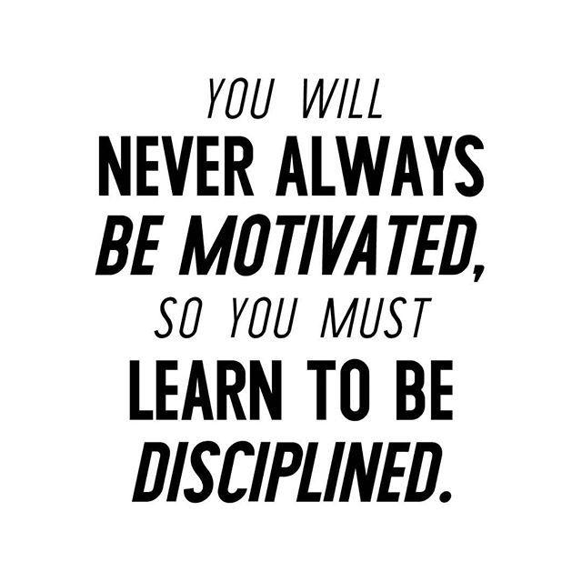 la motivazione non serve